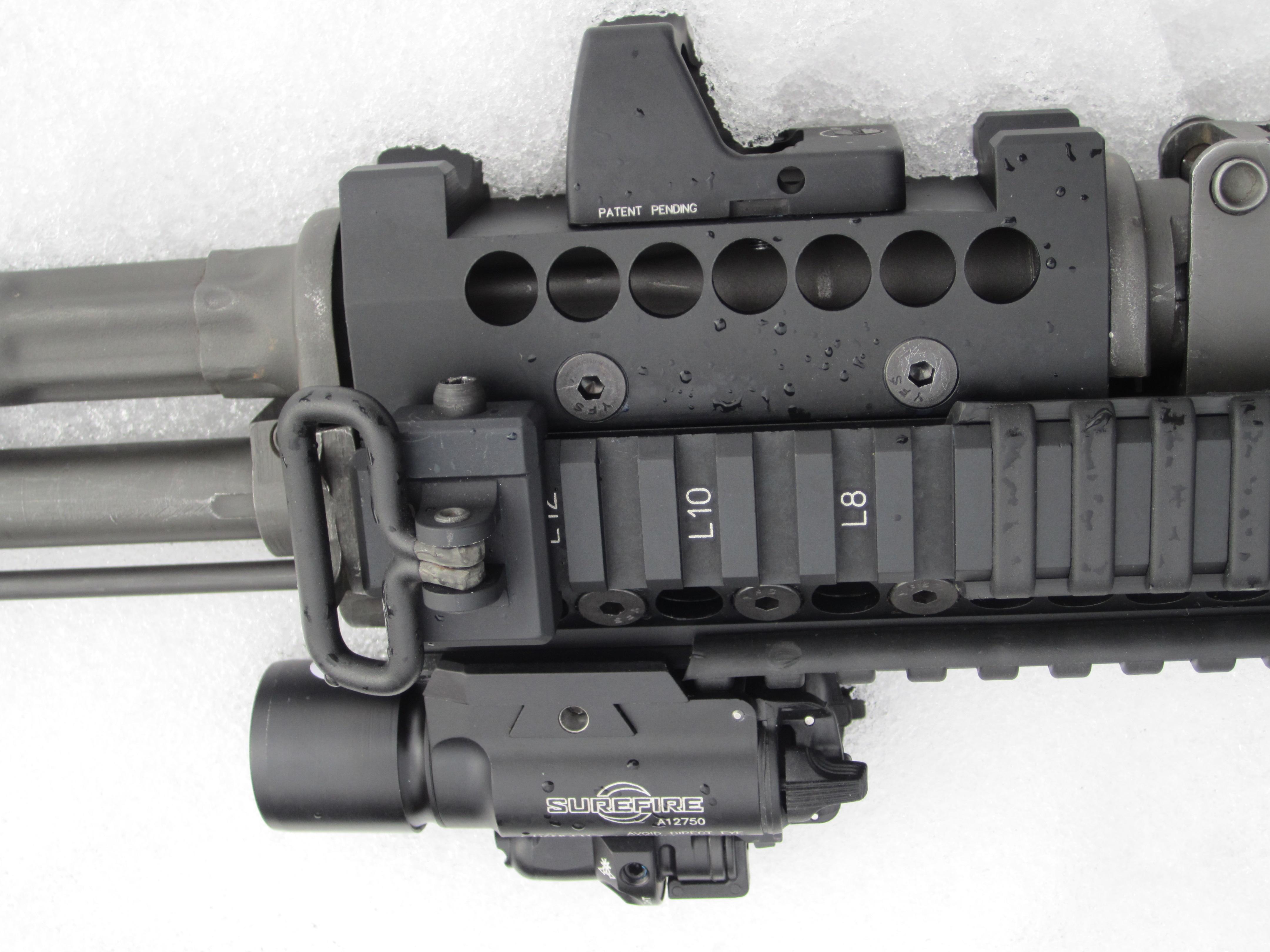 Kalashnikov - Handguards by KahunaSniper on DeviantArt