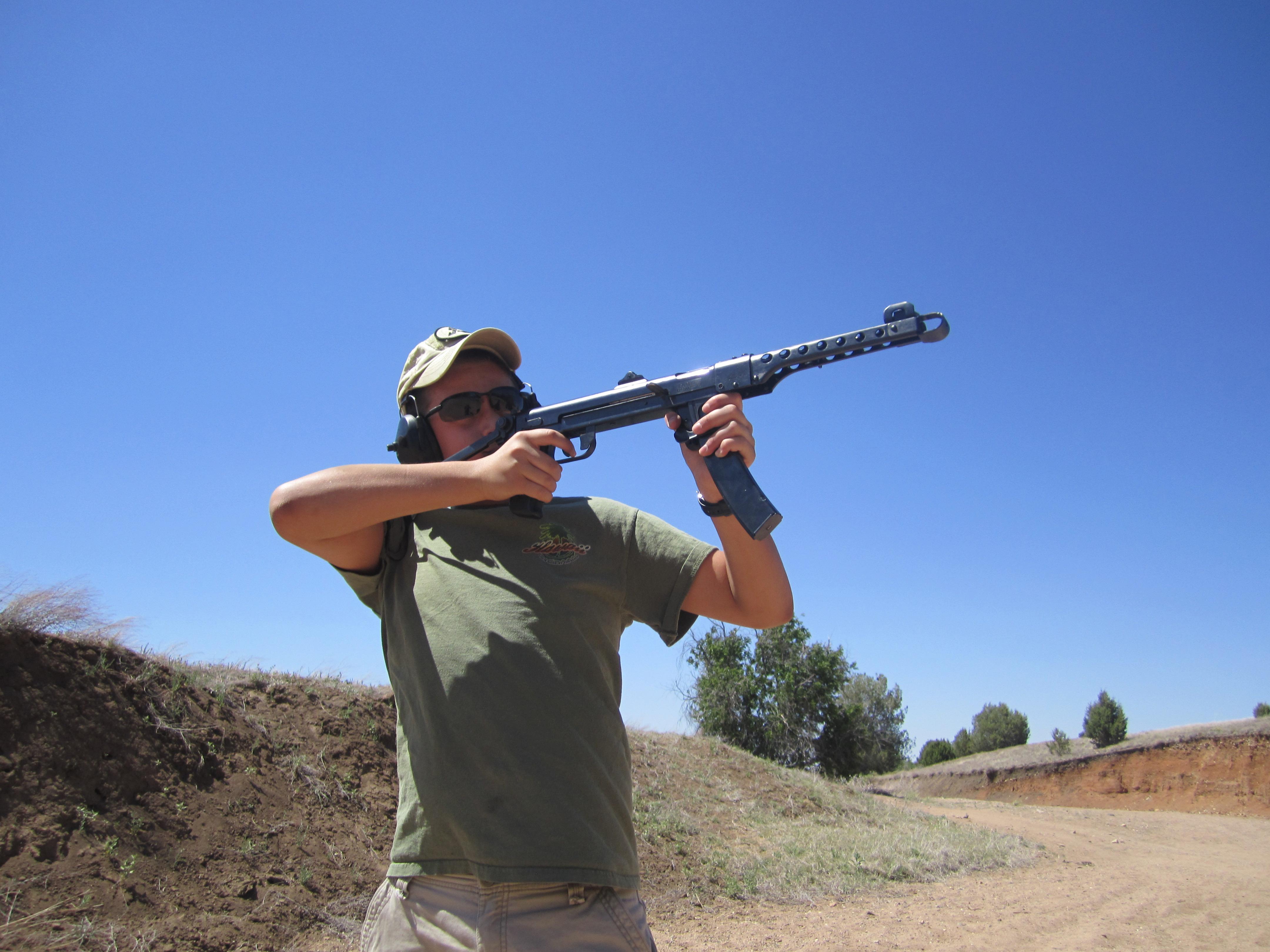 GABE SUAREZ BLOG - The PPS-43: Study Gun, Kid's Gun