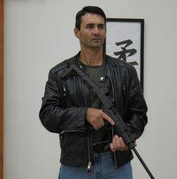 Patrol Ready off trigger