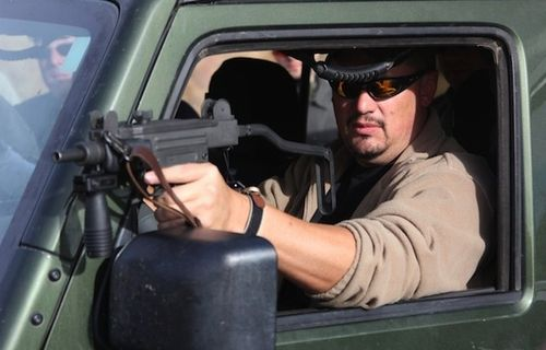 Vehicle use of SMGs and Bullpups