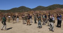 Rifle class