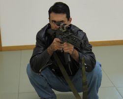 Squat on trigger