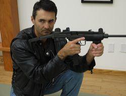 Uzi off trigger
