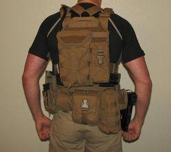 GABE SUAREZ BLOG - Personal Combat Equipment part II (Chest rigs ...