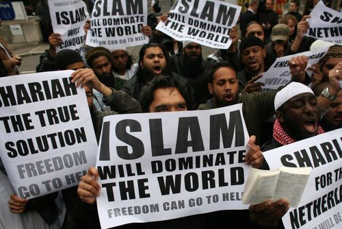 Islam-demonstration