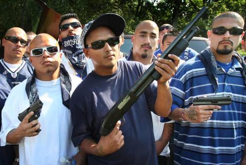 Gang-members